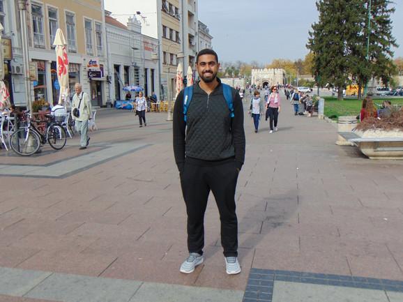 Egipćanin Erkan Gahrami u Niš došao na slavu Sveta Petka
