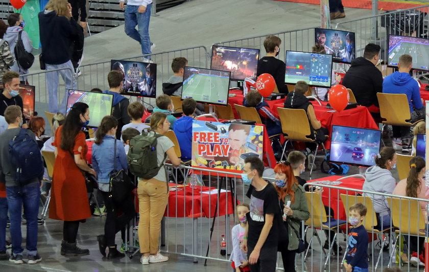 Festiwal komiksu w Atlas Arenie