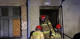 Straszny pożar we Wrocławiu. Nie żyją cztery osoby!