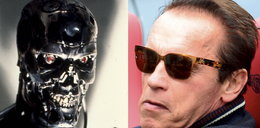 Uuu! Terminator łysieje