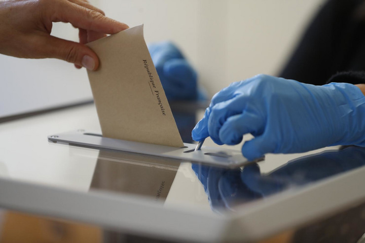 izbori francuska 8 fot Tanjug AP