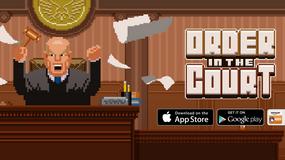 Wyprodukowano w Polsce - Order in the Court, nowa gra studia Cherrypick jest już dostępna na urządzeniach mobilnych