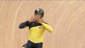 Malezyjczyk mistrzem świata w keirinie