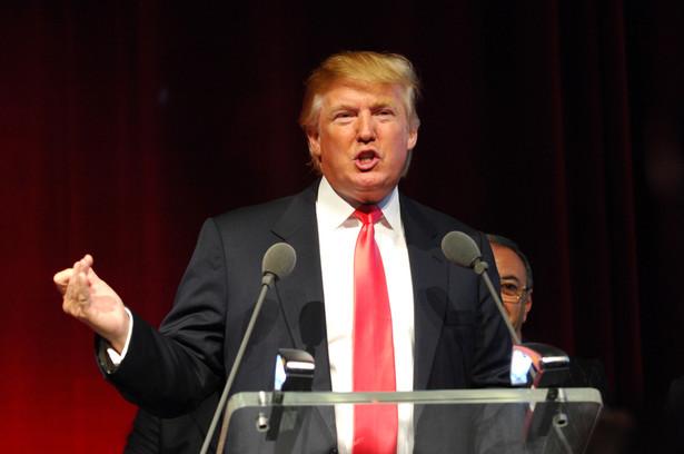 """""""Przyznam, że sam zaczynam się coraz częściej zastanawiać, czy Trump w ogóle chce być wybrany."""""""
