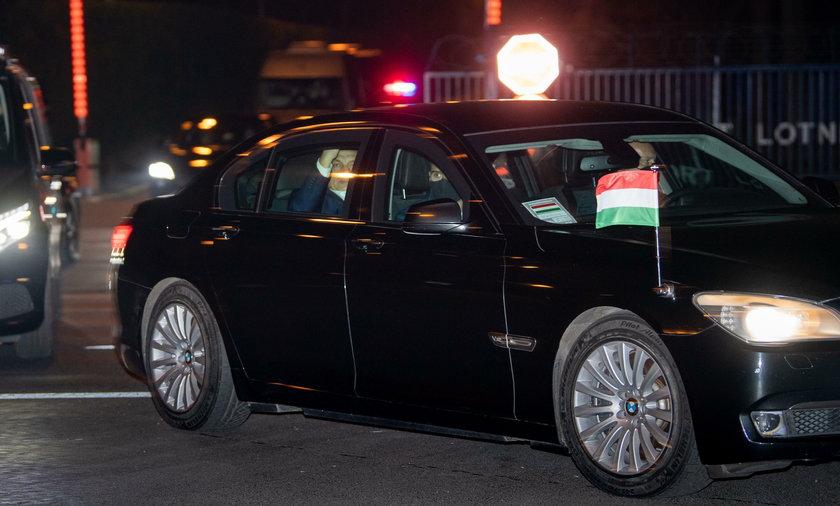 Victor Orban w Polsce
