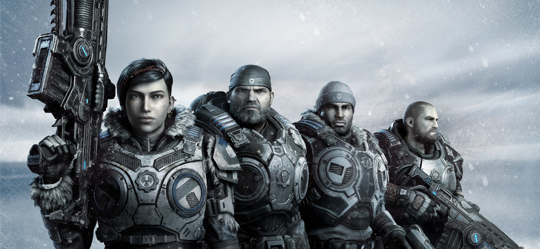 Gears 5 - dzięki Xbox Game Pass gra notuje kapitalny start na PC i Xboxie One