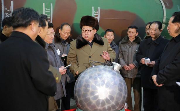 Test nowego napędu i Kim Dzong Un