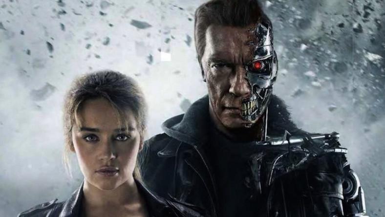 "Emilia Clarke i Arnold Schwarzenegger –gwiazdy filmu ""Terminator: Genesis"""