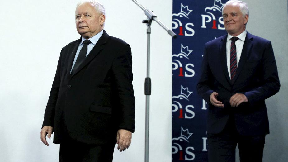 Gowin pisze list do Kaczyńskiego. Czy odejdzie z rządu?