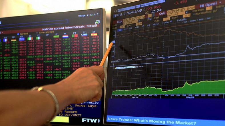 Włoskie rynki finansowe