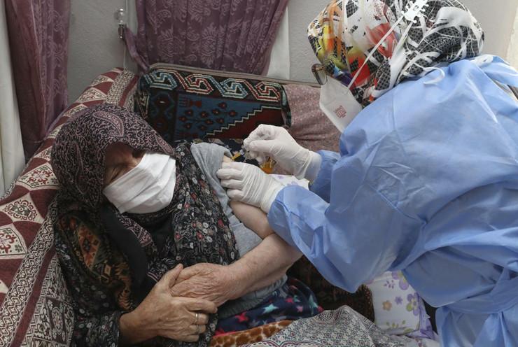 Turska vakcinacija