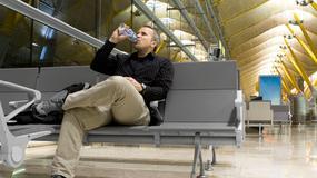 Cena wody na lotnisku będzie niższa?