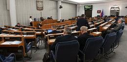 Drakońskie kary dla parlamentarzystów. Senat zdecydował