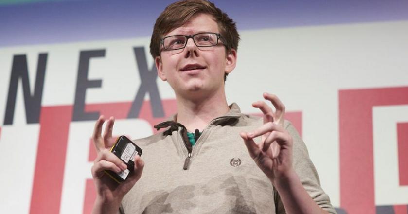 18-letni bitcoinowy milioner Erik Finman