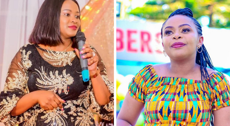 Tearful Size 8 on pregnancy struggles, Kanze Dena turns preacher and other stories on #UhondoMtaani