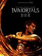 Immortals. Bogowie i herosi 3D