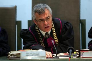 Sędzia Piotr Hofmański nowym prezydentem Międzynarodowego Trybunału Karnego w Hadze