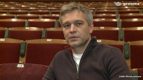 """Żebrowski o nowej adaptacji """"Wiedźmina"""", krytyce i odejściu z """"Na dobre i na złe"""" - Flesz Filmowy"""