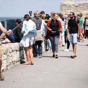 Kalemegdan omiljena destinacija turista