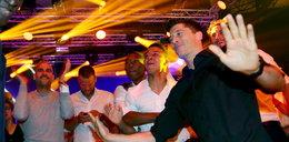 Tak Lewandowski z żoną i kolegami świętował mistrzostwo!