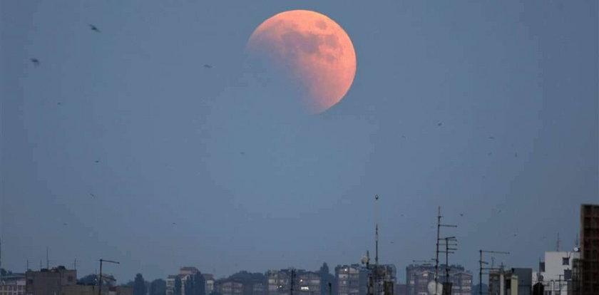 Niezwykłe zjawisko na niebie. Tej nocy koniecznie spójrz na Księżyc!