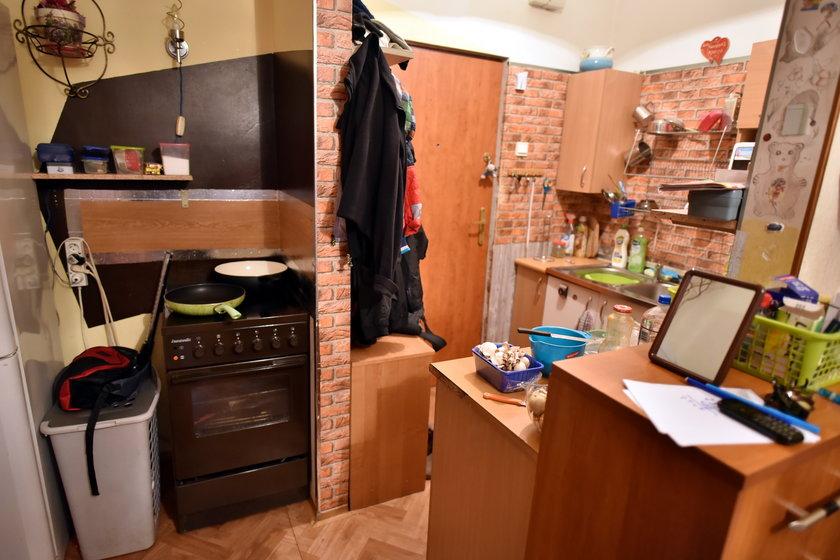 Takie małe mieszkanie dzielimy w czwórkę