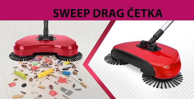 Sweep drag četka za čišćenje po ceni od 699 dinara