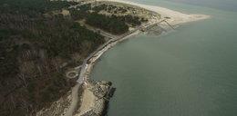 Jak to?! Plaża na Helu zniknęła!