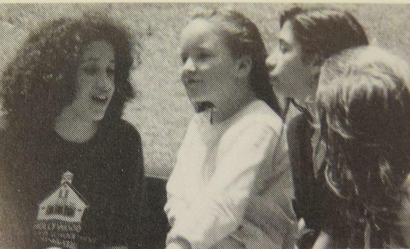 Meghan Markle w dzieciństwie