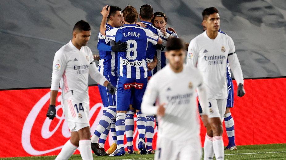 Real Madryt - Deportivo Alaves