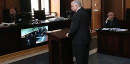 Szef PiS stanął przed sądem