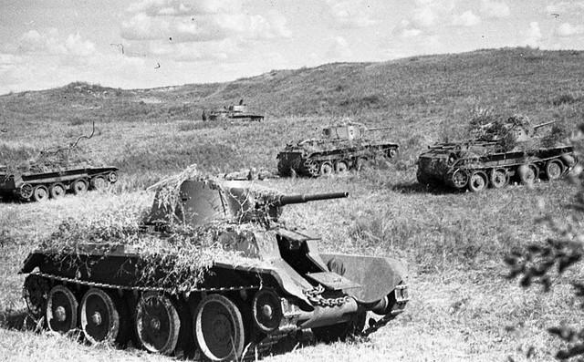 Sovjetski tenkovi