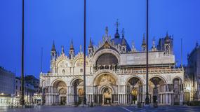 Bazylika św. Marka w Wenecji nie będzie już zalewana