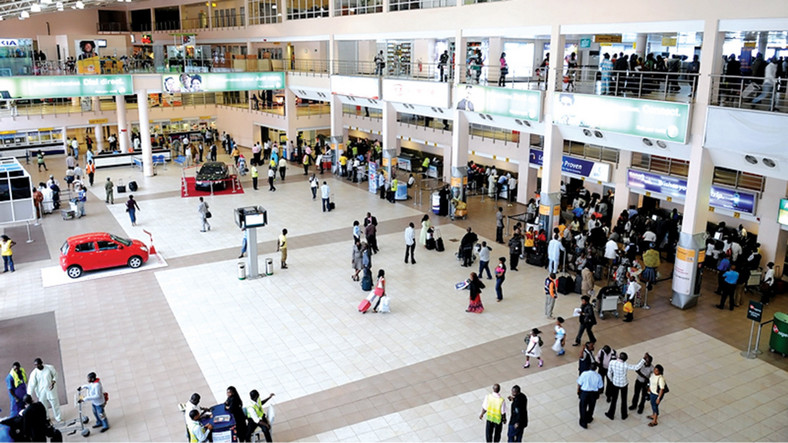 Nigerian Airports record 3.5 m passengers, 54,000 aircraft movement in Q1 2019 [Image: Guardian]
