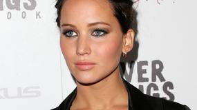 Bardzo leniwa Jennifer Lawrence