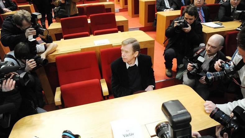Vaclav Havel nie żyje. Buzek: Europa jest już trochę inna bez Havla