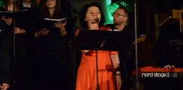 Posłanka PiS na scenie śpiewa gospel. Jak wypadła?