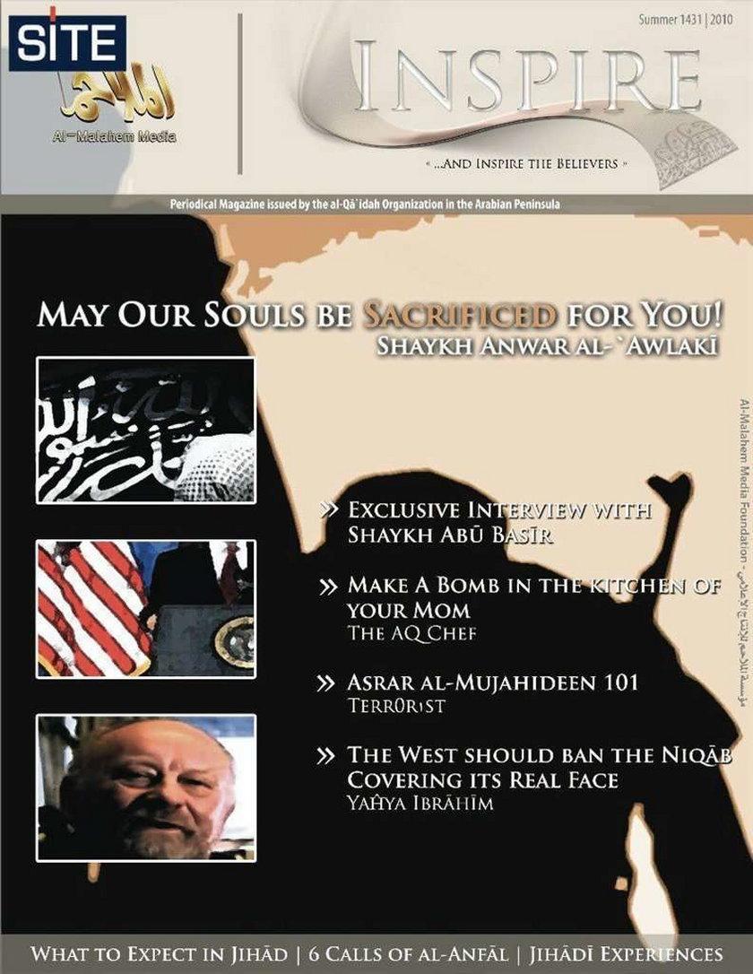 Uwaga! Al-Kaida rekrutyje... w sieci!