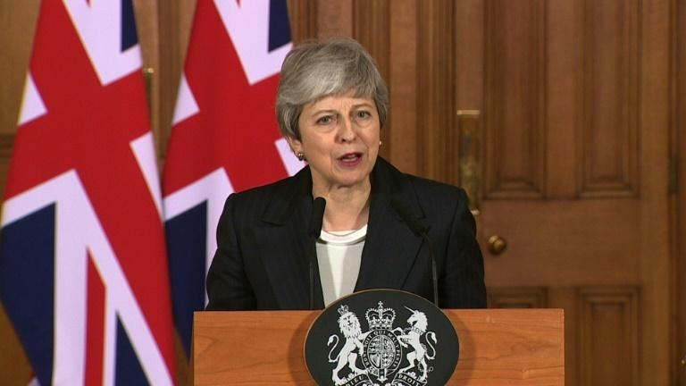British PM: 'High time' for Brexit decisions