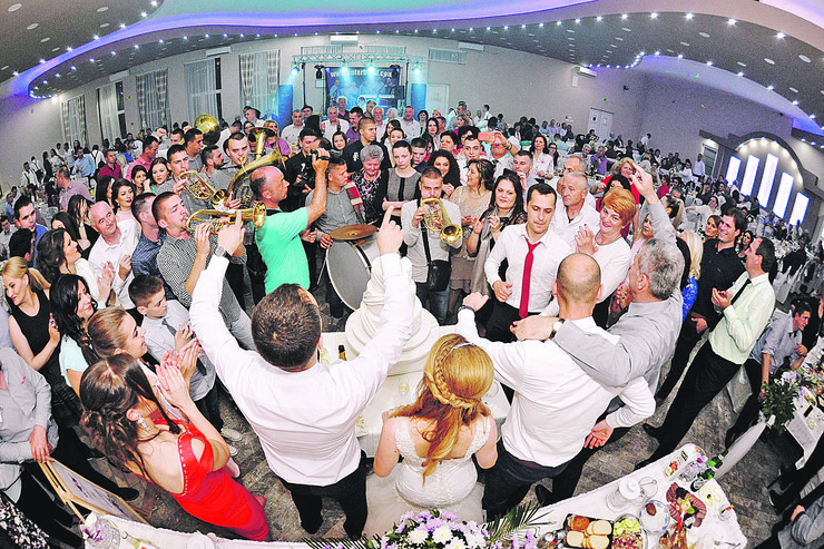 Užice prica o svadbama