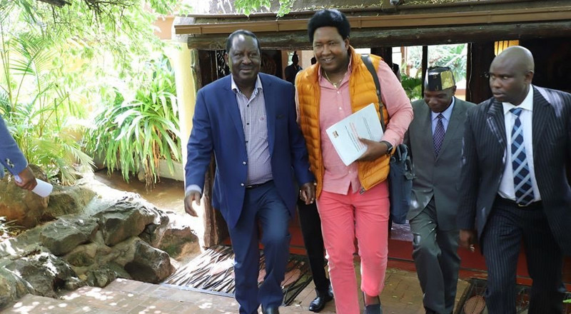 Senator Ole Kina's only request to Raila after ODM dewhipped him