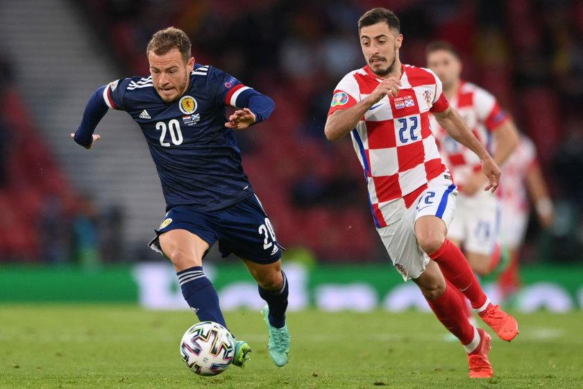 Chorwacki obrońca Legii rozegrał na Euro m.in. cały mecz przeciw Szkocji i walczył z Anglikami.