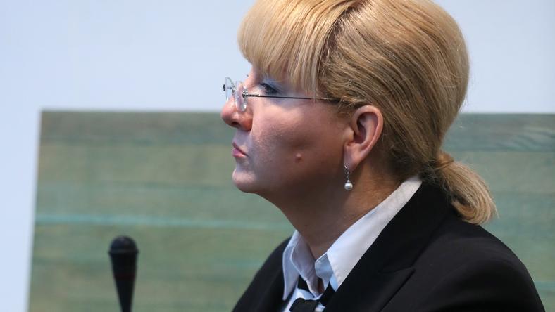 Beata Sawicka, fot. PAP/Leszek Szymański
