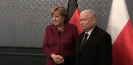 Kulisy rozmów Kaczyńskiego z Merkel. Pogrążyły Tuska?!