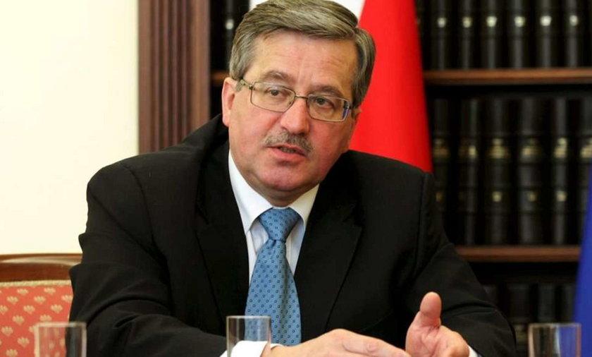 Komorowski nie ujawni raportu WSI