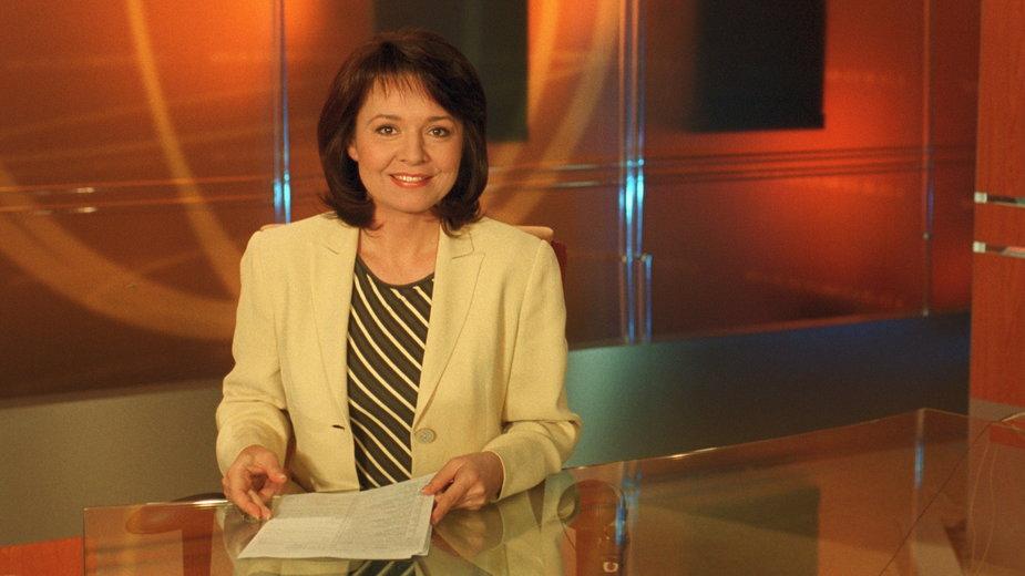 Danuta Holecka w 2002 r.