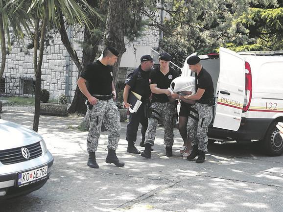 ŠEF: Miloša Delibašića uhapsila crnogorska policija