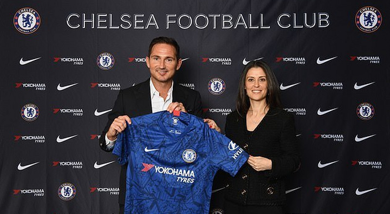 Frank Lampard takes over Twitter Nigeria as Chelsea legend returns as head coach