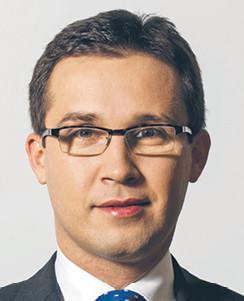 Michał Majewski biegły rewident, menedżer w dziale audytu Mazars