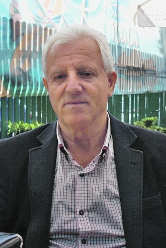 Svetislav Milenković
